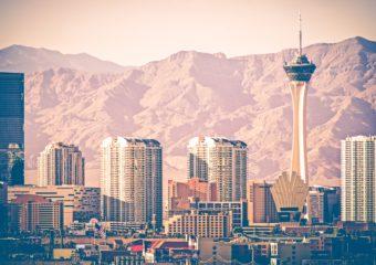 Las Vegas, the location of professional development Convention