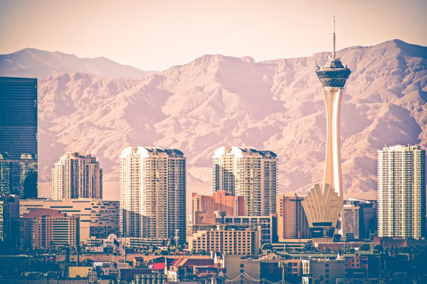 Las Vegas, the location of professional development Convention