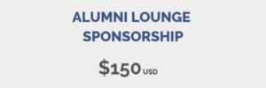 Alumni Lounge Sponsorship